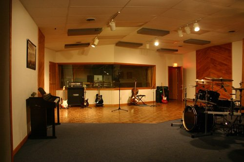 Tracking Room Overview